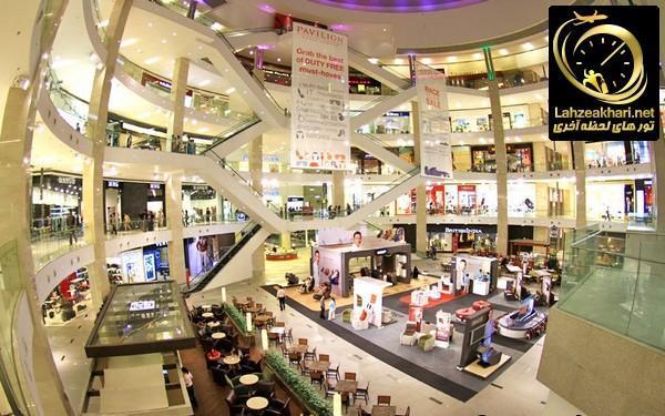 10 تا از بهترین مراکز خرید کوالالامپور مالزی