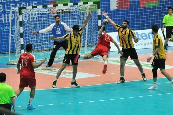اولین پیروزی تیم سپاهان در هندبال جام باشگاه های آسیا