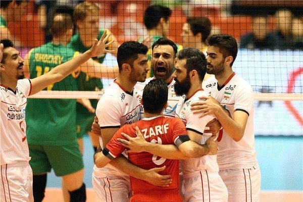 پیروزی مقتدرانه ایران برابر استرالیا، گام امیدوارکننده برای المپیک