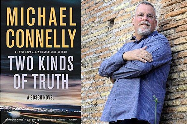 مایکل کانلی با جدیدترین کتابش باز هم پرفروش شد