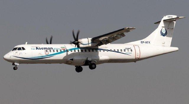 مقصر سقوط هواپیمای تهران - یاسوج معین شد ، خلبان این بار مقصر نیست ، رئیس سازمان هواپیمایی به 6 ماه زندان محکوم شد
