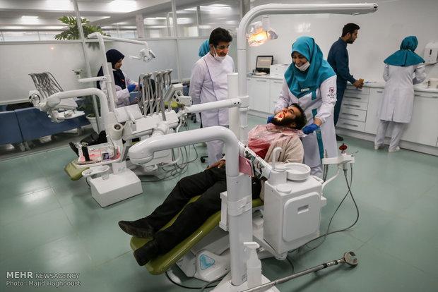 درمان ریشه دندان یکی از شایع ترین خدمات دندانپزشکی