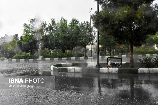 ورود سامانه بارشی جدید به کشور از سه شنبه