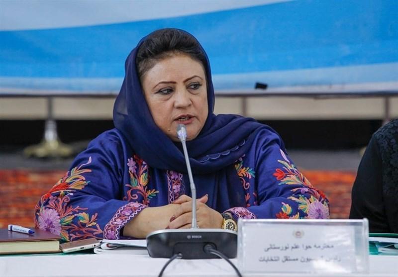تاریخ اعلام نتایج ابتدایی انتخابات افغانستان اعلام شد