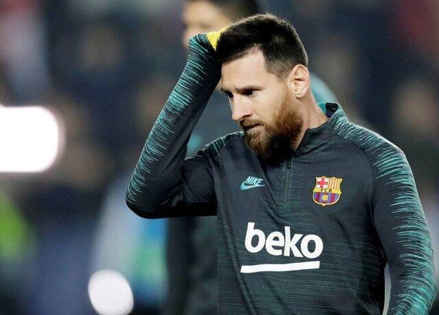 بارسلونا منتظر مسی است