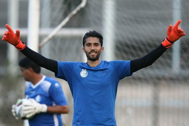 سید حسین حسینی: مقابل تراکتور توانایی هایم را نشان دادم