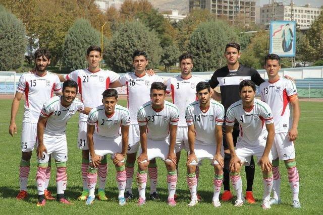 فهرست نهایی تیم ملی جوانان برای حضور در مسابقات قهرمانی آسیا