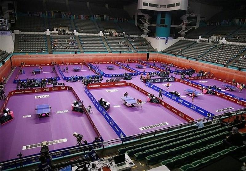 تیم پینگ پنگ بانوان ایران بدون مسابقه پیروز شد