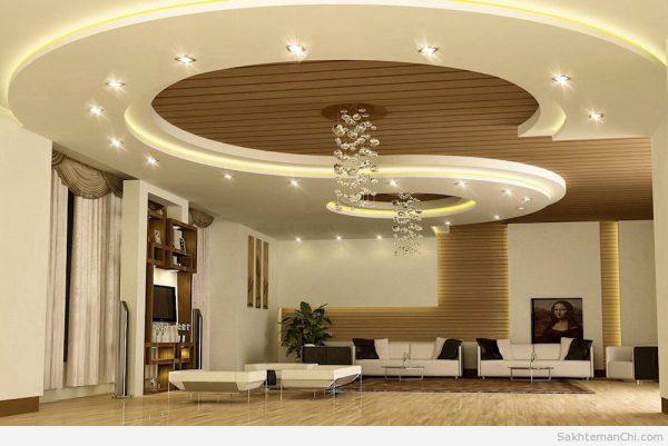 کاربرد سقف کناف در ساختمان