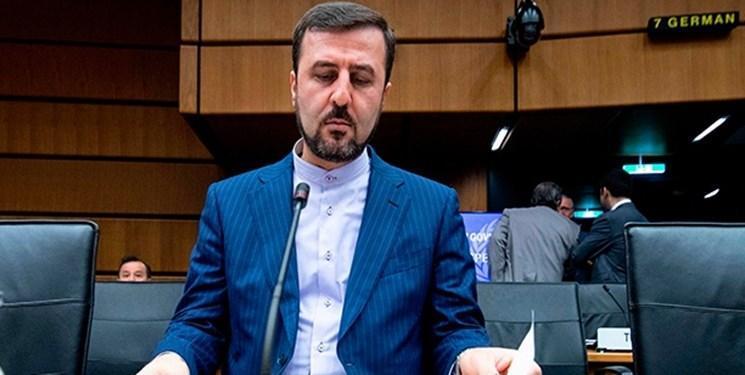 واکنش غریب آبادی به گزارش اخیر آژانس درباره ایران