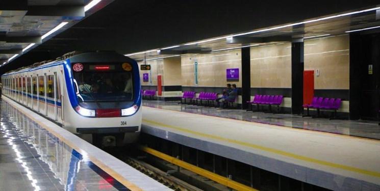 علت عدم توقف قطار در بعضی ایستگاه های مترو چیست؟
