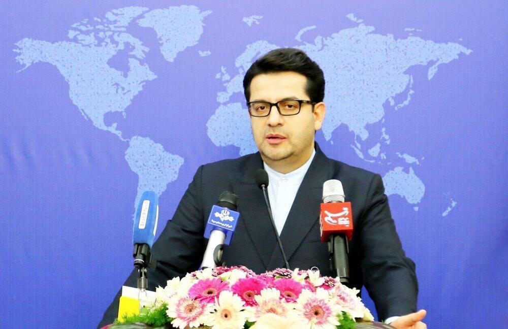 استقبال ایران از برگزاری انتخابات ریاست جمهوری در الجزایر