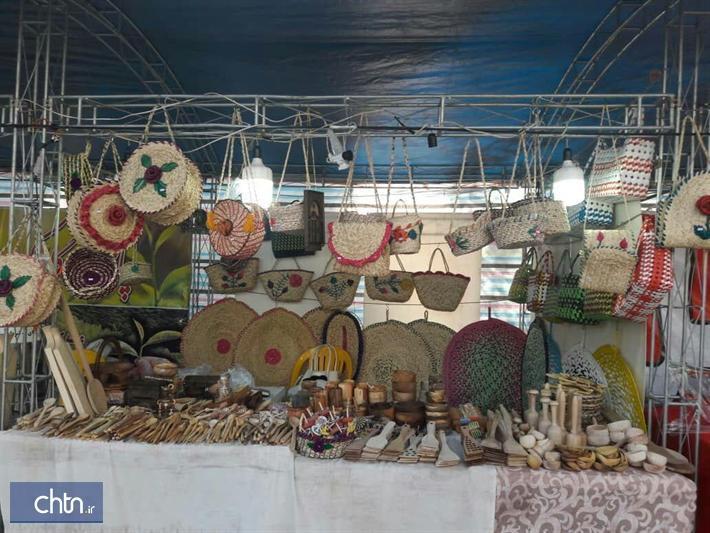 برگزاری نمایشگاه صنایع دستی و سوغات به مناسبت شب یلدا در گرگان
