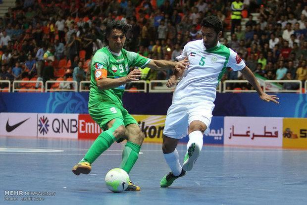 اماراتی ها خشن بازی کردند، خیلی حرف دارم ولی فعلا چیزی نمی گویم