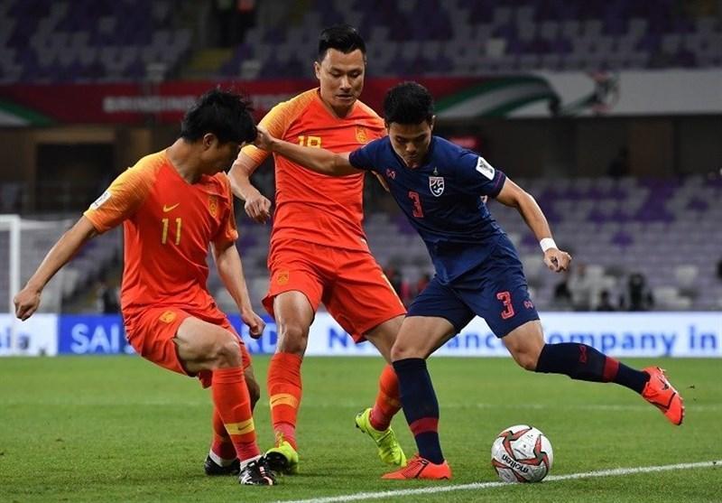 جام ملت های آسیا، کامبک چینی ها مقابل تایلند، شاگردان لیپی در انتظار برنده ملاقات ایران - عمان