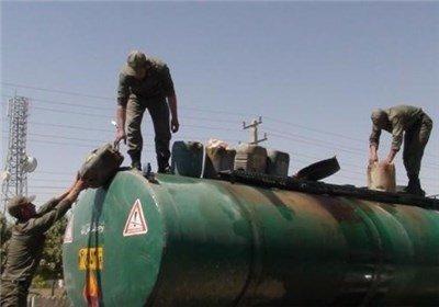 کشف 25 هزار لیتر سوخت قاچاق در کرمانشاه