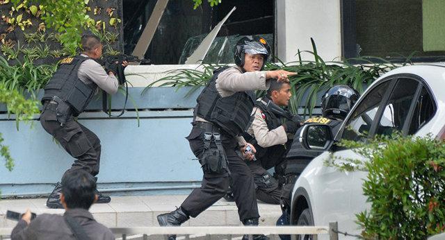 افزایش نیروهای امنیتی بازی های آسیایی در پی حملات تروریستی اخیر در اندونزی