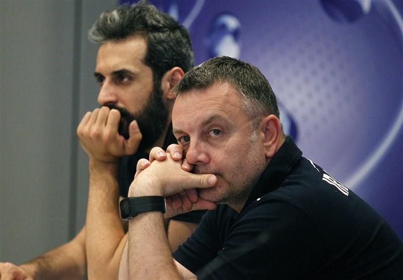 کولاکوویچ: می خواهیم مقابل ایتالیا ثابت کنیم تیم آماده ای هستیم
