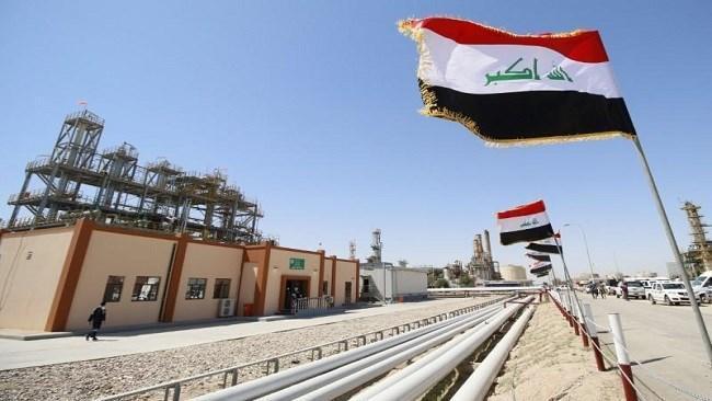 فراوری میدان نفتی ناصریه در جنوب عراق متوقف شد