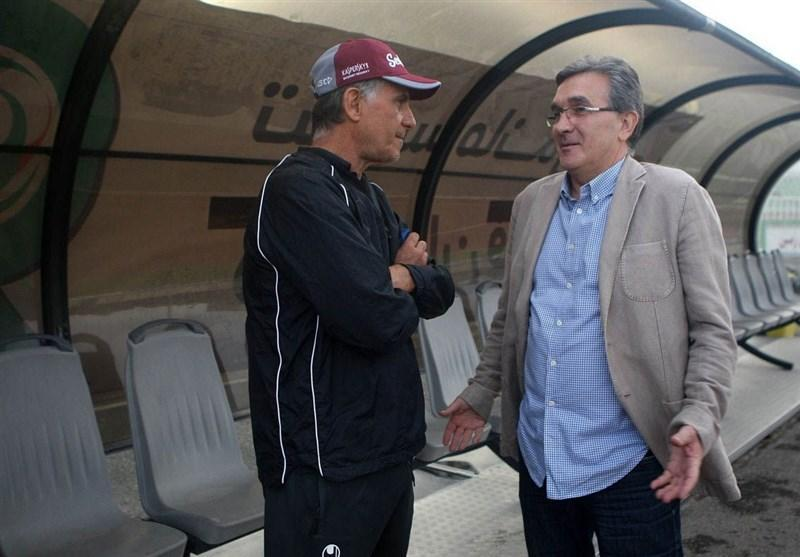 تلاقی بازی های مهم تیم ملی و پرسپولیس در آستانه دربی، این بار کی روش مقابل برانکو برنده است