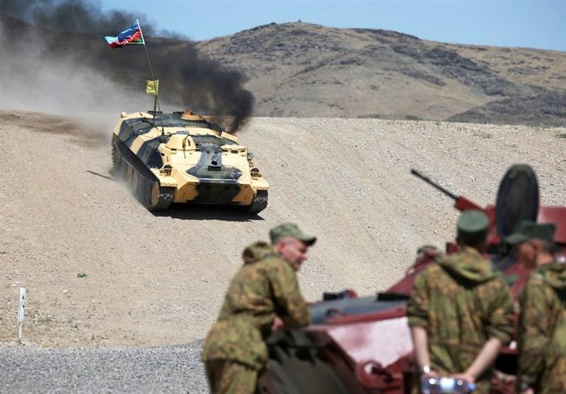 دعوت روسیه از کشورهای ناتو برای شرکت در بازی های ارتش های دنیا