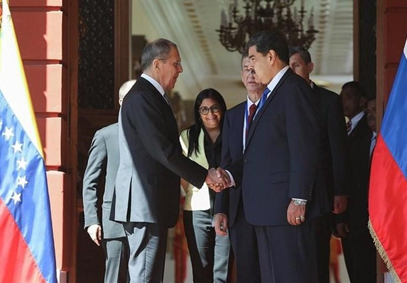 لاوروف: روسیه و ونزوئلا، به رغم تحریم های آمریکا با یکدیگر همکاری می نمایند