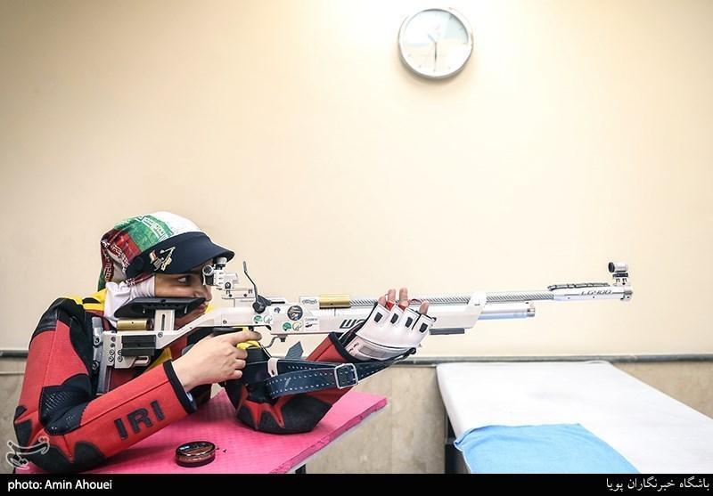 ملی پوشان تیراندازی جانبازان و معلولین وارد اردو می شوند