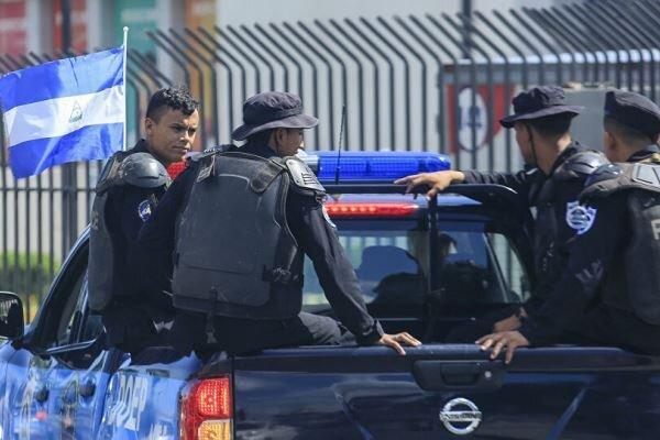 وزارت خزانه داری آمریکا پلیس ملی نیکاراگوئه را تحریم کرد