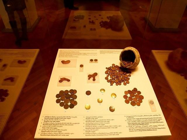 موزه پول تفلیس از جذاب ترین موزه های گرجستان