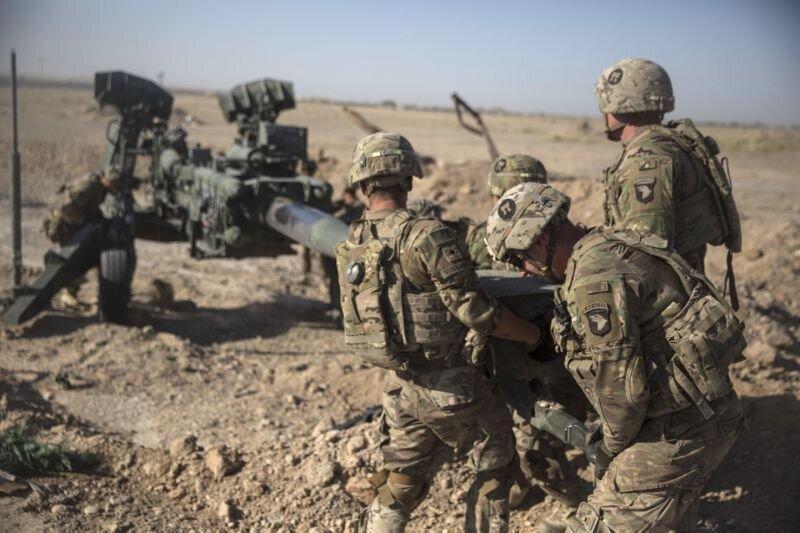 پنتاگون: شرایط دو نظامی زخمی شده ما در عراق وخیم است