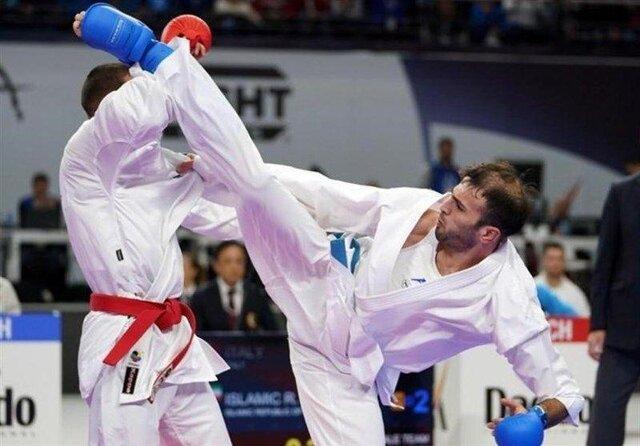 تایید 4 سهمیه المپیک ایران توسط فدراسیون جهانی کاراته، تعویق رقابت های پاریس