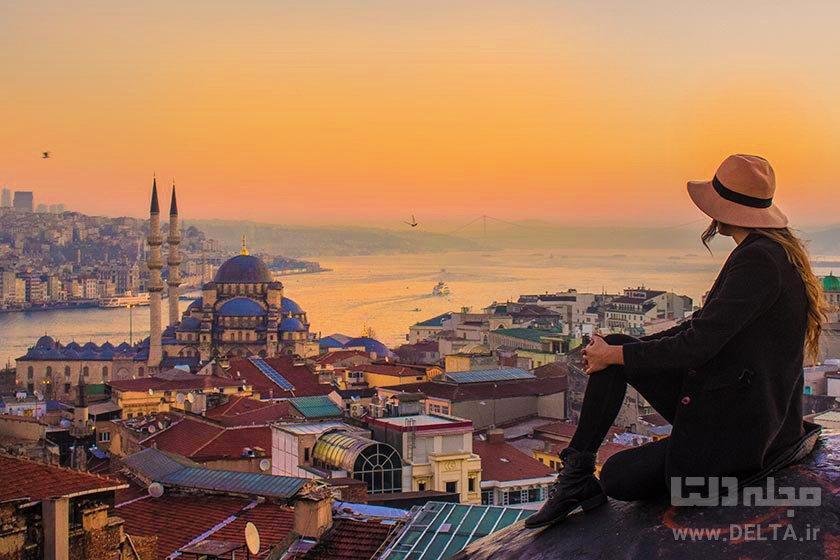شهرهای توریستی ترکیه