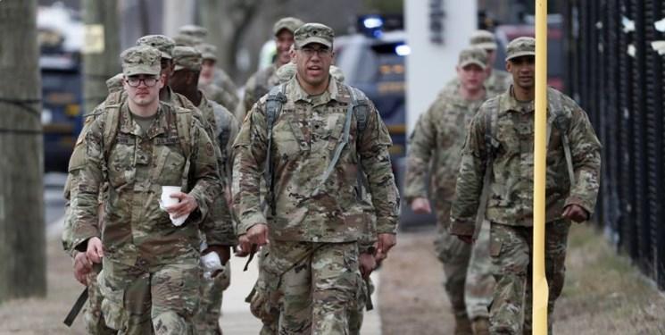 آماده باش ارتش آمریکا برای مقابله با اغتشاشات مدنی در بحبوحه شیوع کرونا