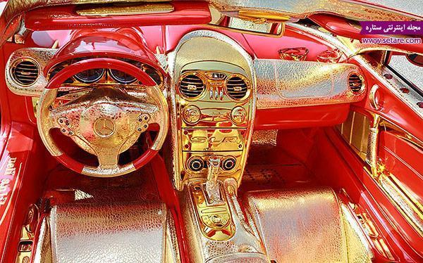 بهترین طراحی های داخلی خودرو در سال 2015