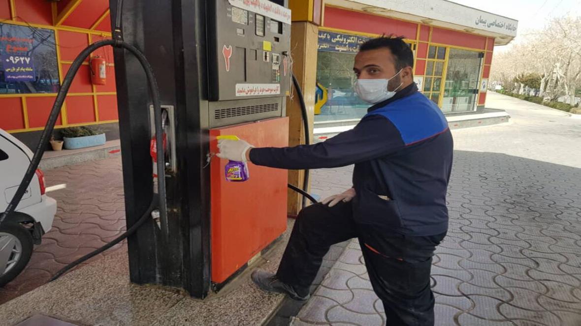 تعطیلی پمپ بنزین ها شایعه است