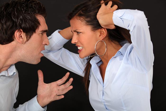 با همسر بداخلاق و عصبانی چگونه رفتار کنیم ؟