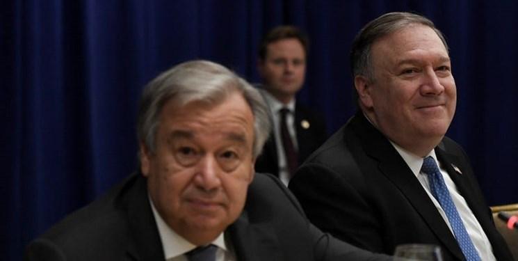دبیر کل سازمان ملل: وقت همبستگی است نه تحریم!