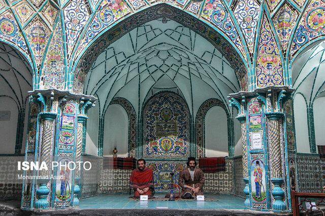 سامانه بازدید مجازی بناهای تاریخی استان مرکزی راه اندازی شد