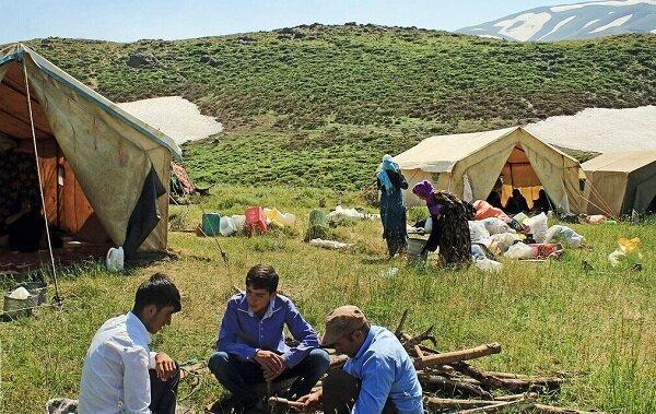 اجرای طرح فاصله گذاری اجتماعی در مناطق عشایری کرمان
