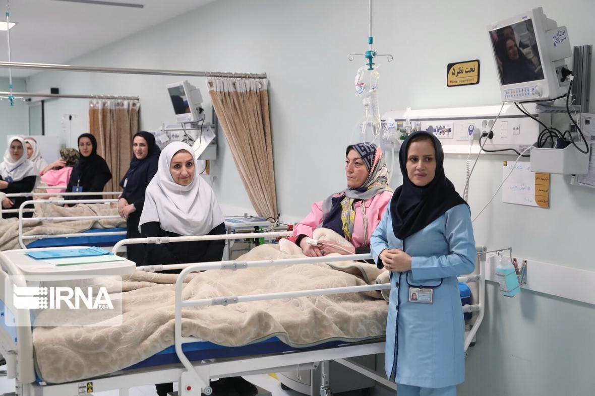 خبرنگاران 160 تخت بیمارستانی وارد چرخه درمان جنوب تهران شد
