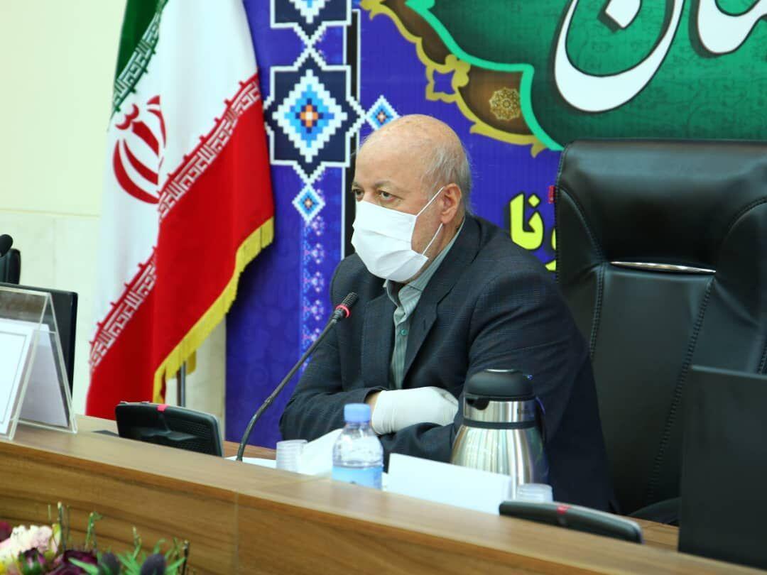 خبرنگاران استاندار: سامانه رصد و توزیع اقلام بهداشتی در اصفهان راه اندازی می گردد