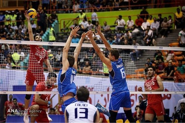 برنامه مرحله یک چهارم نهایی والیبال المپیک تعیین شد؛ ساعت بازی ایران تغییر کرد