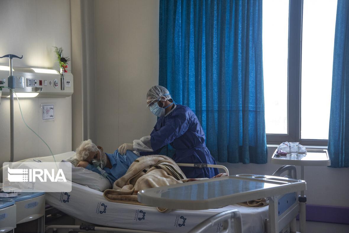 خبرنگاران شمار بستری شدگان کرونا در کردستان افزایش یافت