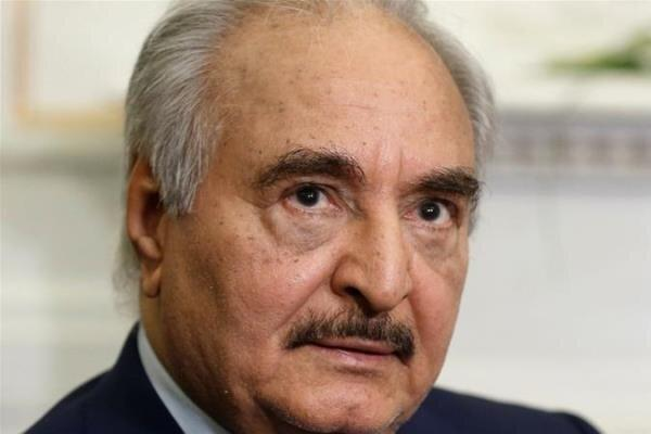 خلیفه حفتر: توافقنامه سازمان ملل برای وحدت لیبی، ویرانگر است