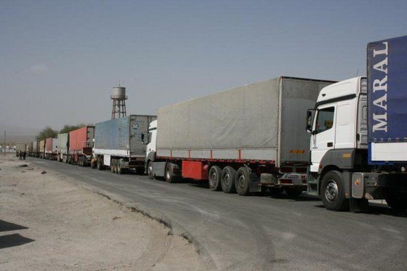 خبرنگاران انجام 25 درصد صادرات جاده ای غیرنفتی کشور از مرزهای آذربایجان غربی