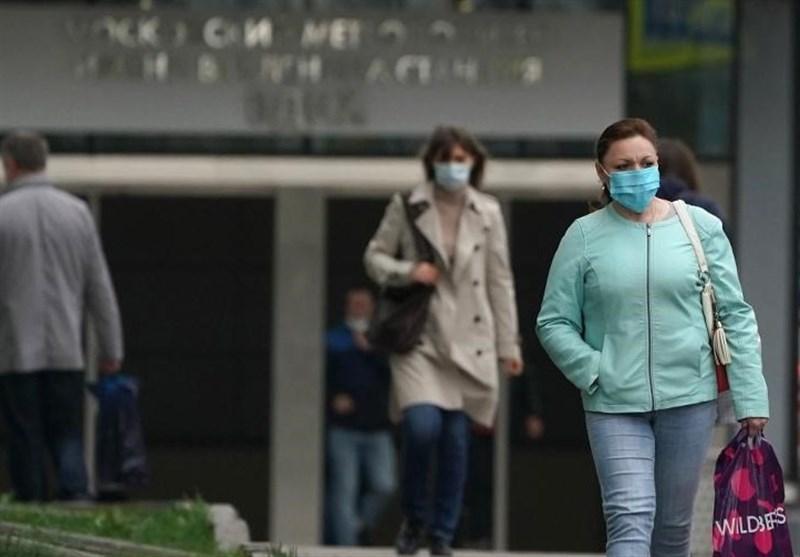 ادامه فرایند رو به کاهش ابتلا به کرونا در روسیه
