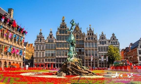 بهترین زمان سفر به بلژیک چه ماهی است؟