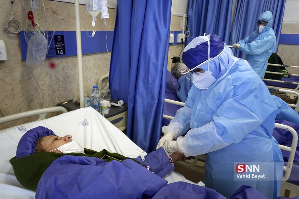 دانشجویان مبتلا شده به کرونا در ساختمان مجزایی دانشگاه علوم پزشکی گناباد قرنطینه شدند