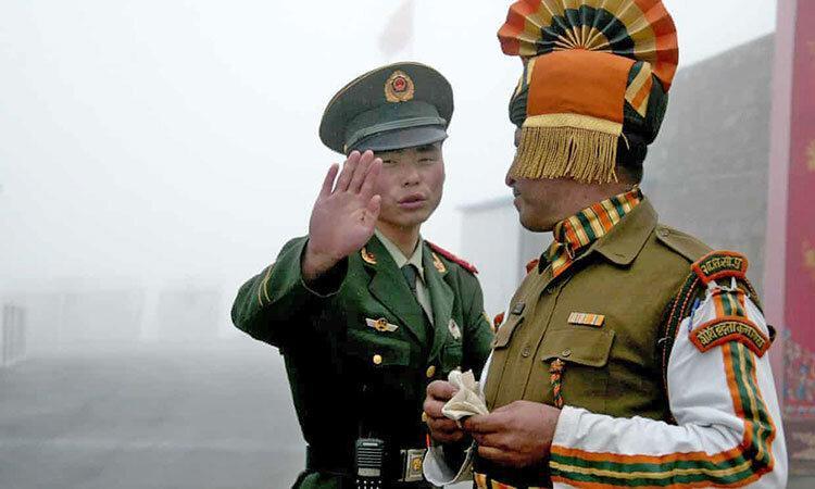 مرگ سه سرباز هندی در مرز هیمالیا ، نخستین تنش مرگبار با چین پس از 45 سال