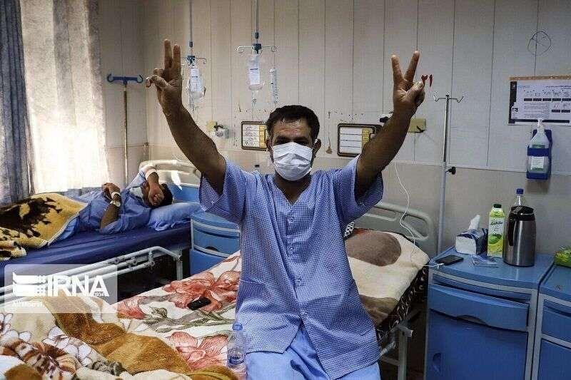 خبرنگاران عبور از کرونا با تاب آوری ملی نظام سلامت